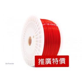 eco-PLA  基本色系 - 可樂紅色 Basic Coke Red (1.75mm)