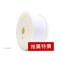 eco-PLA  基本色系 -鋼琴白   white  (1.75mm)
